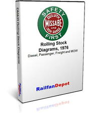DM&IR Railway Rolling Stock Diagram Book - PDF on CD - RailfanDepot
