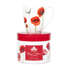 ASHDENE POPPIES COUPLE MUG 350ML