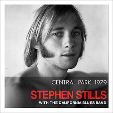 STEPHEN STILLS of CSNY New 2016 UNRELEASED LIVE CENTRAL PARK 1979 CONCERT CD