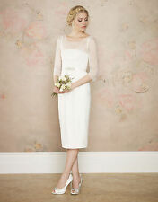 MONSOON Ekaterina ivory wedding dress - NEW WITH TAGS - UK20