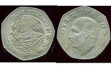 MEXIQUE 10  pesos 1976