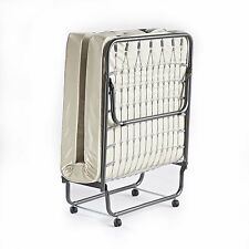 Folding Bed Foam Mattress Roll Away Guest Twin Pull Out Portable Sleeper NEW
