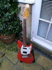FENDER KURT COBAIN JAGSTANG WITH UPGRADED PICKUPS