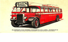 Eastern Counties Omnibus Co. 1933 Leyland Tiger  Prescott-Pickup   Ref:17129