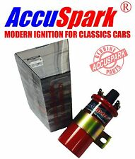 AccuSpark RED 12 Volt Sports High Power Ignition Coil For Alfa Romeo Spider