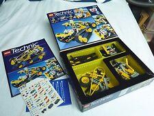 Lego Technic 8244 Convertibles avec boite et notice - complet