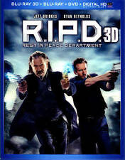 R.I.P.D. [BLU-RAY/DVD] [INCLUDES DIGITAL COPY; ULTRAVIOLET; 3D/2D] (NEW BLU-RAY/