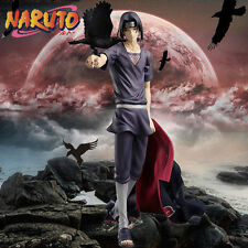 Japanese Anime NARUTO Uchiha Itachi Stand PVC Action Figure New in Box 9in High