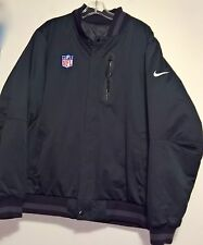 NFL JACKET/ COAT  MEN'S ~ by ONLINE Apparel ~ GENUINE ~ SIZE XL ~ with Nike logo