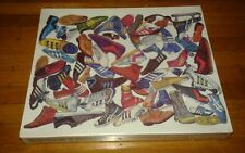 1978 Sealed Sport Shoes Jigsaw Puzzle by Gail Abelove