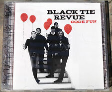 Black Tie Revue CD Power Pop New Wave Big Star Weezer