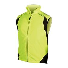 Endura Laser Gilet New! Mens! Cycling Hi-vis Road MTB Mountain Size Large