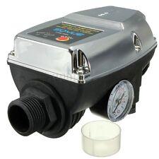 Régulateur pression Aqua Control Marche Arrêt  Pompe à Eau Réglable Interrupteur