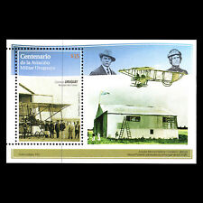Uruguay 2013 - Aviation Centenary Airplanes Pilots - MNH