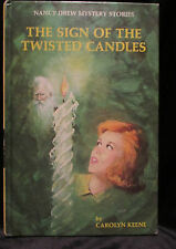-hard-cover-book-nancy-drew-mysteries-the-sign-of-the-twisted-candles-1968