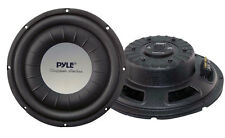 "Single 12"" inch Ultra Slim Dual Voice Coil 4 ohm Car Audio Woofer Bass Speaker"
