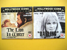 "THE LION IN WINTER/""DARLING"", A DAILY MAIL NEWSPAPER PROMOTION  (2 DVD'S)"