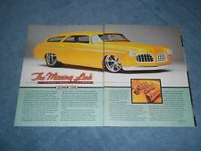 "1955 Chrysler Two-Door Wagon Custom Article ""The Missing Link"""