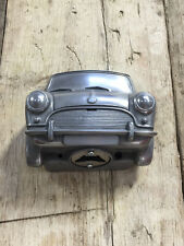 Vintage Mini Wall Mounted Pewter Beer Bottle Cap Opener Classic S Rover Cooper