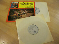 2 LP Tobi Reiser Salzburger Adventsingen Weihnachten Waggerl  Vinyl SCK 70352