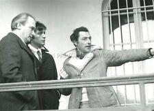 MICHEL BOUQUET GABRIELE TINTI LE COMPLOT 1973 VINTAGE PHOTO #10