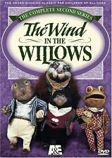 Wind in the Willows The Complete Second Season - 2 DVD Box Set - New Sealed NIB