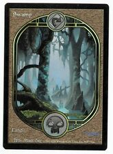 Marais Unglued - Swamp - Textless - Magic mtg - NM