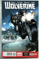 Wolverine #4-2014 nm Paul Cornell X-Men this issue had only 1 cover