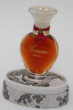 Perfume rochas Femme Paris abierto jamás! rareza! en OVP