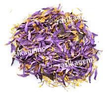 Blue Lotus Flowers Sacred Lily Nymphaea Caerulea Quality Herbal Smoke Tea 1 oz