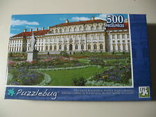 500 pc Puzzle, Puzzlebug: New Castle in Germany, Brand New & Sealed