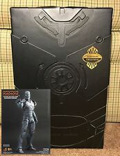 Hot Toys Iron Man Sideshow Exclusive Silly Thing Mark 3 Stealth Gunmetal MMS101