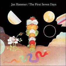 The First Seven Days [Remaster] by Jan Hammer (CD, Legacy)