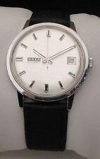 Vintage Automatic Armbanduhr Doxa in Edelstahl - Cal. 118 - 1967