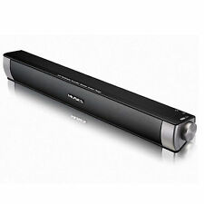 Royce MIDAS-2.0 USB Multimedia Sound Bar Speaker System PC Monitor USB Powered