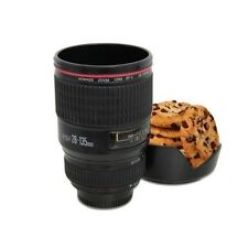 Camera Lens With Biscuit Holder Model 24-105mm Coffee Water Tea Stainless Cup