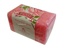 Rose Peeling Soap Sponge With Natural Rose Water Bulgarian Rose 70 g Bath Body