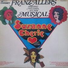 """12"""" Franz Allers dirigiert Melodien aus dem Musical Suzanne Cherie 60`s Cornet"""