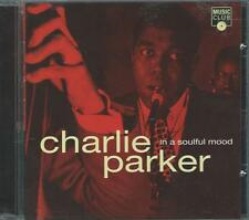 CD: CHARLIE PARKER - In A Soulful Mood