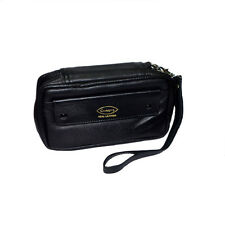 Comoys of London High Quality Zip up Pipe Case and Tobacco Pouch P25400