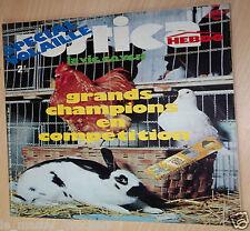 RUSTICA n°373 1977_Spécial Volaille (Selection Clapier_Poulailler_Compétition)