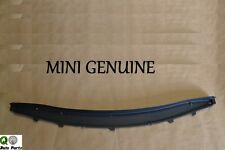 Mini R53 R52 Cooper S NEW GENUINE Front Center Bumper Cover Trim 51 11 1 504 252