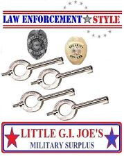STANDARD Universal Handcuff Key 10094 YOU GET ( 4) CUFF KEYS #2