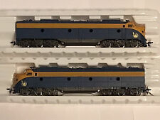 Two IHC HO E8 Jersey Central engines in excellent condition
