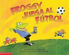 Froggy juega al futbol-ExLibrary