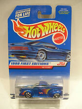 HOT WHEELS 1998 First Editions - #20 of 40 cars - Blue '40 FORD Pickup - #654