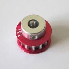 CNC Metal Pulley Zahnriemen Ritzel Gear 13T für SAKURA D3 CS 1:10 Drifting Car