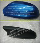 USED N/S ARDEN BLUE VAUXHALL MK5 ASTRA VXR H DOOR WING MIRROR COVER HOLDER LOWER