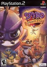 Spyro A Hero's Tail - PlayStation 2 by