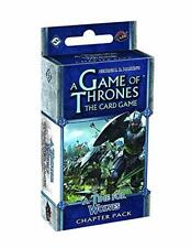 A Game Of Thrones Lcg A Time For Wolves Chapter Pack Fantasy Flight FFG GOT111